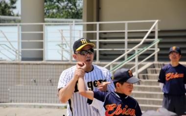 阪神ジュニアベースボールスクール