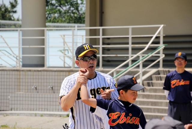 阪神ジュニアBaseballスクール
